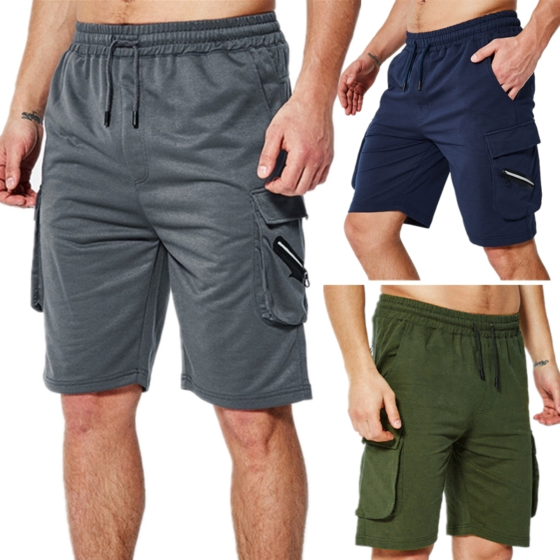 Casual Shorts Supply Summer Casual Shorts Mens Sexy Sweatpants Male Fitness Bodybuilding Workout Man Fashion Crossfit Short Pants Brand Clothing