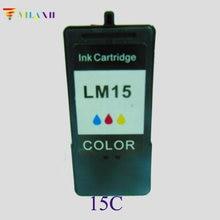 1pcs Color For Lexmark 15 Ink Cartridge for X2650 X2600 X2670 Z2300 Z2320 Printer ink