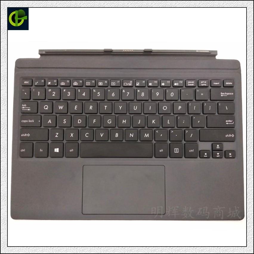 New UK backlight keyboard for Asus Rog G750JS G750JZ G750JY palmrest Upper case