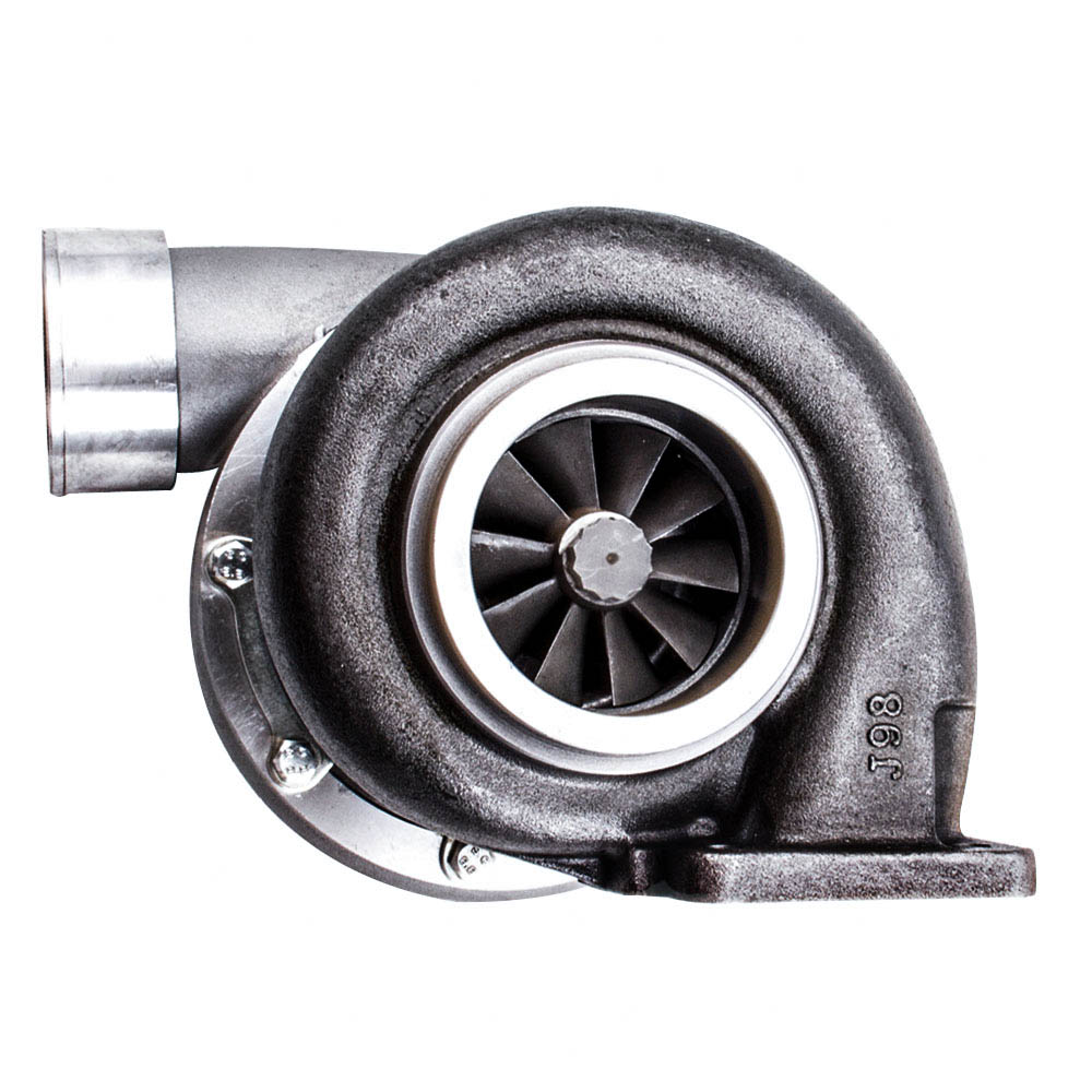 Drain Line GT45 V-Band 1.05 A//R 98mm Huge 600+HP Boost Turbo Universal+Oil Feed