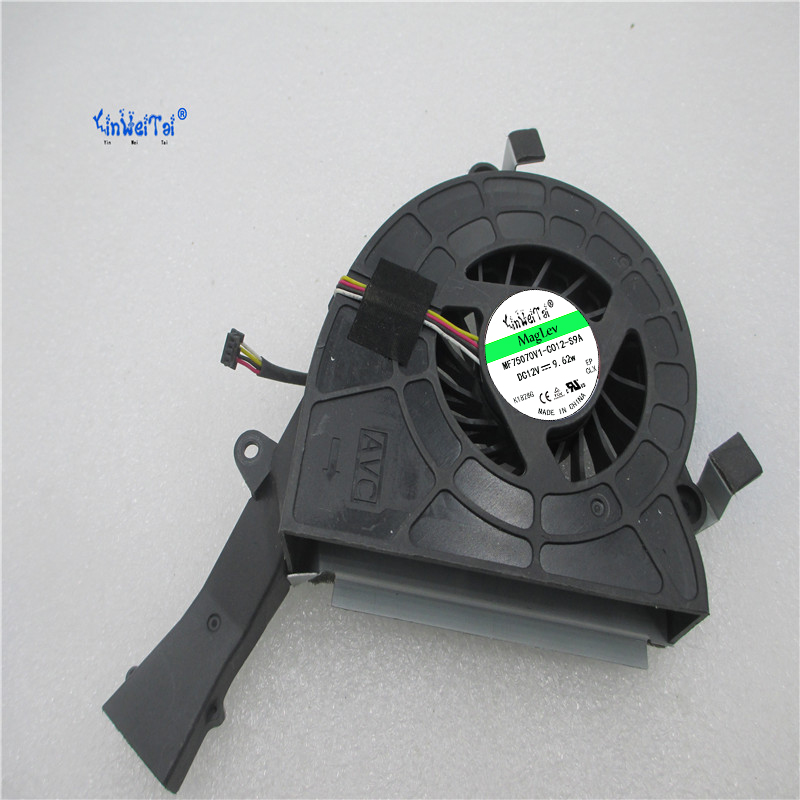 FAN FOR HP Pavilion 24 24-B009 AIO system CPU cooling fan 863804-001 BAZA0920R5U 574680 001 1gb system board fit hp pavilion dv7 3089nr dv7 3000 series notebook pc motherboard 100% working