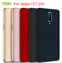 For oppo r17 pro Case Cover MOFI Fitted Cases PC Hard Phone Shell thin