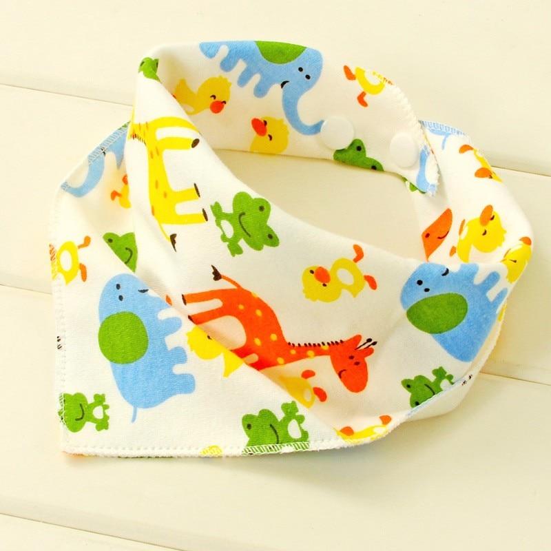 10 części / partia Śliniaczki dla niemowląt burp tkaniny Druku - Odzież dla niemowląt - Zdjęcie 4