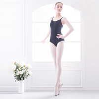 Ballet Leotard Women Tight Backless Balett Dress Girl Daily Practice Ballet Dance Costumes Adult