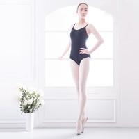 Ballet Leotard Women Tight Backless Balett Dress Girl Daily Practice Ballet Dance Costumes Adult