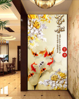 Hot Custom Closet Sliding Door Window Stickers Affixed To Glass Opaque Matte Film Wardrobe Custom Stickers