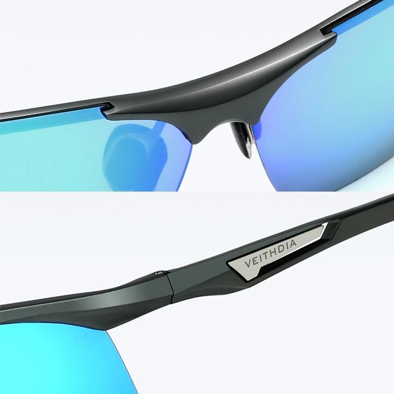 VEITHDIA Aluminio, Magnesio, Gafas de sol, Hombres, Polarizado, - Accesorios para la ropa - foto 4