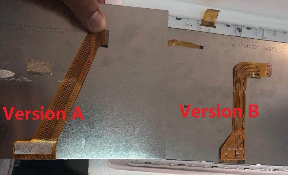 10 pouces 30pin affichage lcd pour Archos Access 101 3G AC101AS3GV2 LCD matrice écran tablette affichage tablette pc pièces de rechange