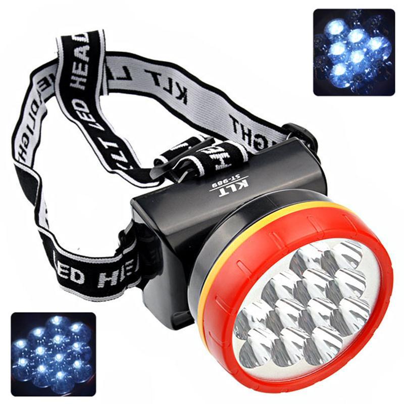 12 LED Head Torch