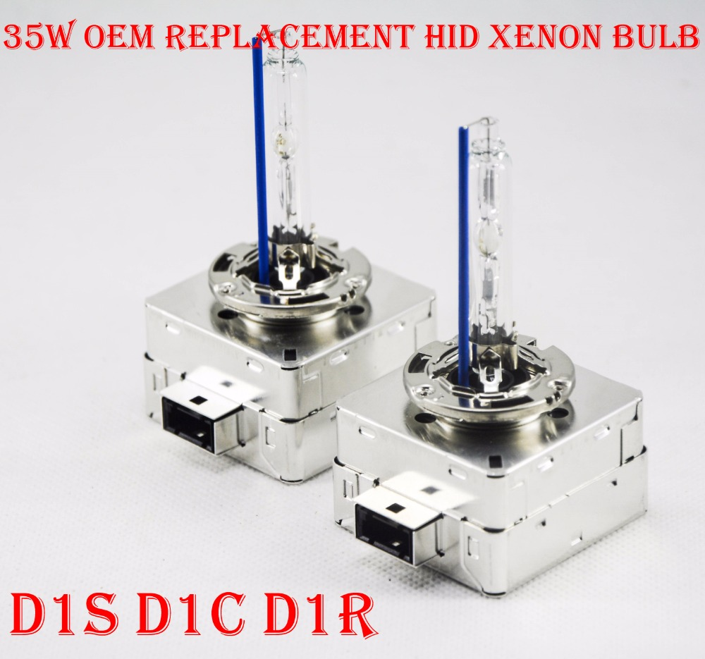 5 пар 12В 35 Вт D1 D1S D1R D1C металлическое основание (Холдинг шасси) HID Xenon OEM Замена AC Запасная лампа 4300K 6000K Высокое качество