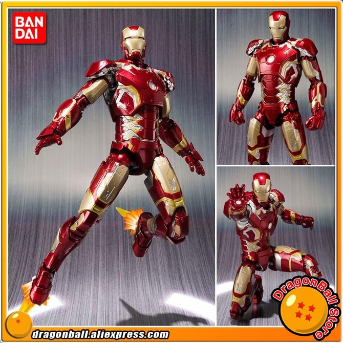 IN STOCK S.H Figuarts Iron Man Mark 3 BANDAI SPIRITS Japan New