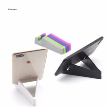 Universal folding table Mobile phone holder ABS Desk for your Smartphone and tablet Support