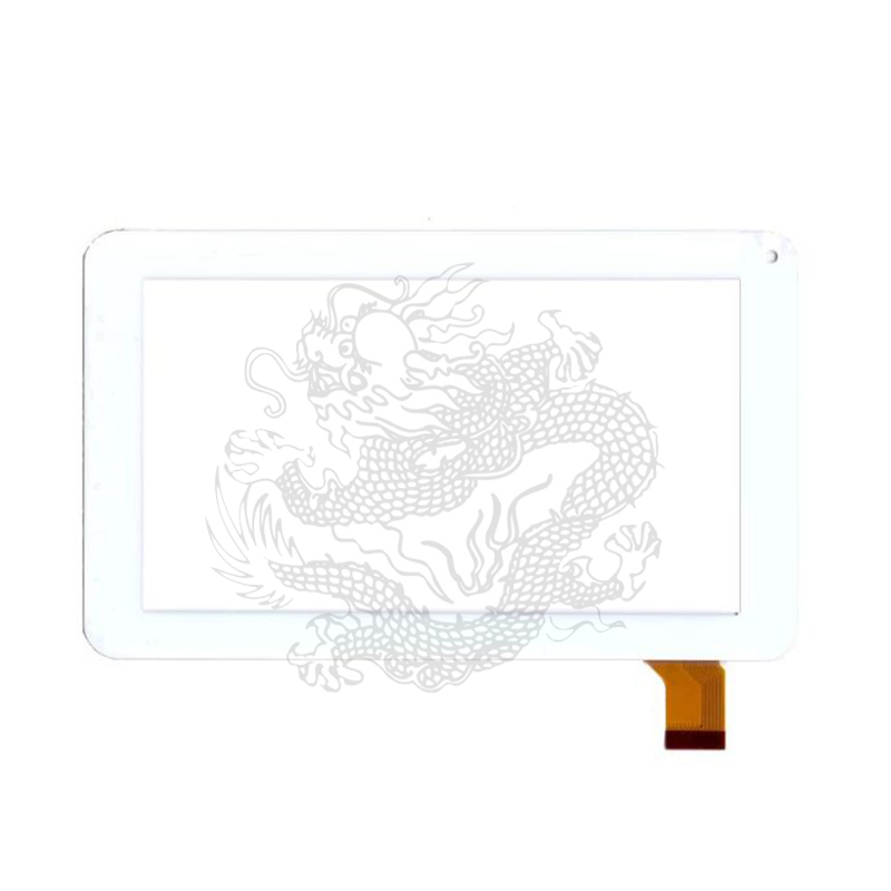 For Micromax Funbook P255 Touch Screen Panel Digitizer Front Glass Lens Sensor Accessories with Flex Cable