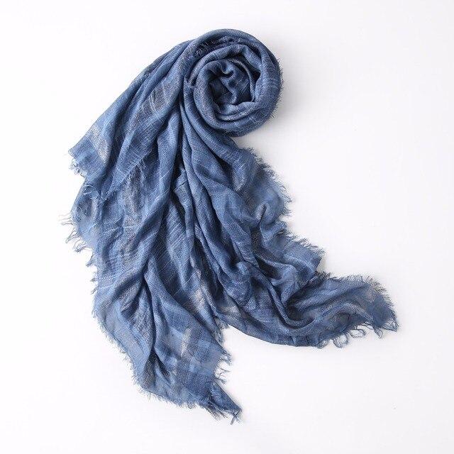 PEACESKY Бренд Дизайн Горячая печати Щепка плед solider цвет шарф с бахромой обувь для мужчин и женщин металлик хлопок шарфы хиджабы