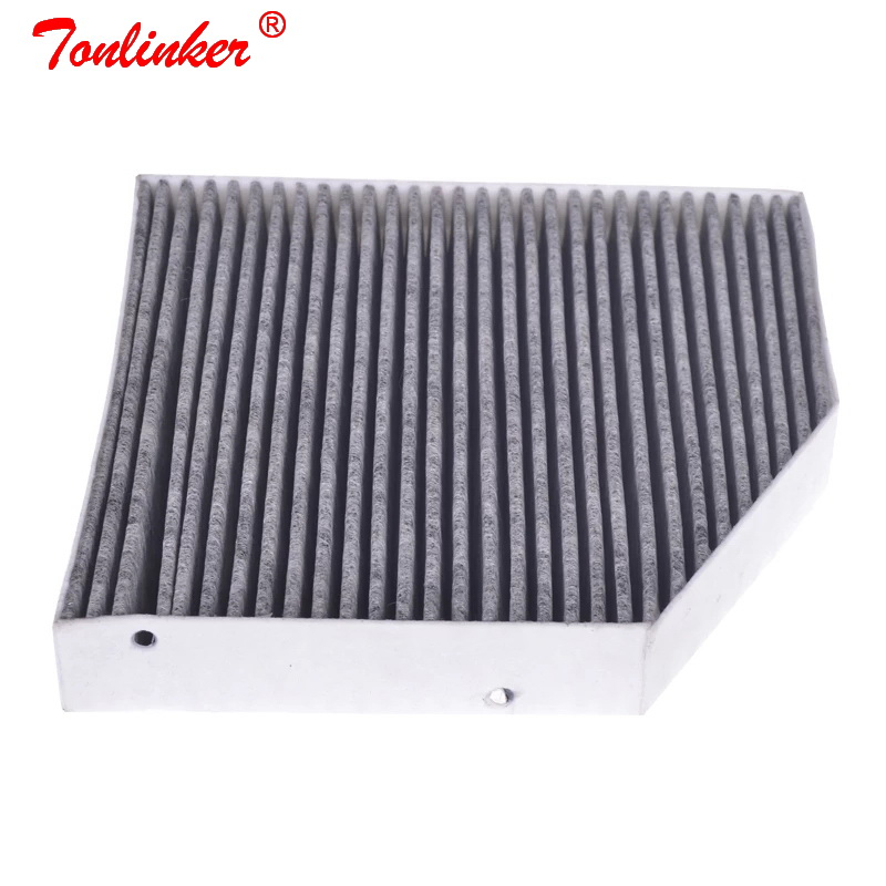 Cabin Air Filter For <font><b>MERCEDES</b></font>-BENZ E-CLASS W213 C238 E200 E220 E250 <font><b>E300</b></font> E350 E400 S213 GLC X253 C253 <font><b>Coupe</b></font> Model 2016 2017 2018 image