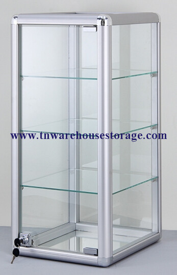 Online Shop Fashionable Glass Display Cabinet/display Showcase/glass Cabinet  | Aliexpress Mobile