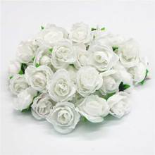 Buy bulk artificial flowers and get free shipping on aliexpress 3cm artificial flower heads 200pcslot bulk silk roses mini flowers fake small rose for mightylinksfo