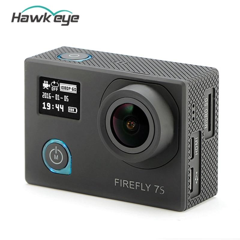 Соколиный глаз Firefly 7 s 4 К 120 градусов 7 мм объектив WI-FI при воспроизведении видео в реальном времени предварительного просмотра Действие Спор...