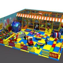 CE, TUV, SGS индивидуальные мягкие домашние игровые площадки. детский игровой центр с мячом игры блок игрушки YLW-IN171032