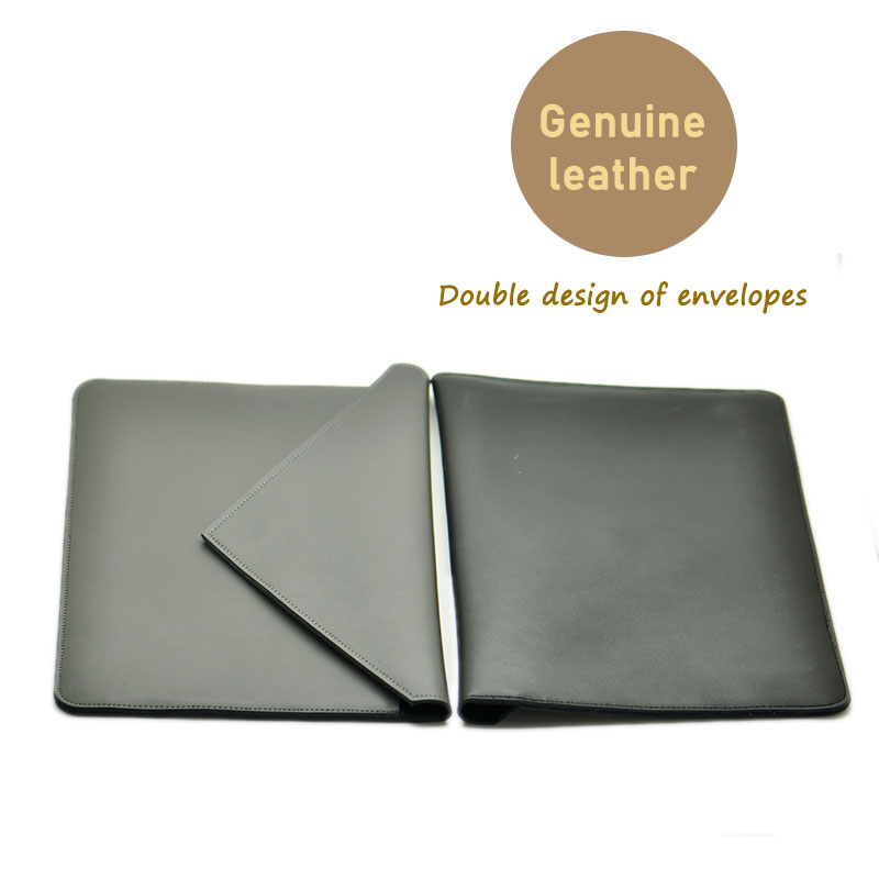 Envelope Laptop Bag super slim sleeve pouch cover,Genuine leather laptop sleeve case for Lenovo Thinkpad X250 X260 X270 X280