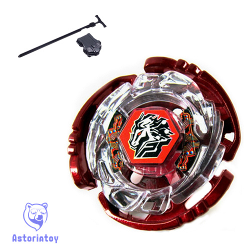 1pcs Beyblade Metal Fusion 4D set ASTRO SPEGASIS 105RF kids game toys children Christmas gift with