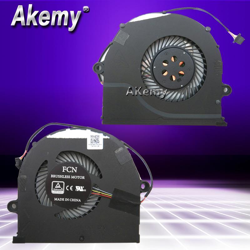 New for Asus GL503 GL503VD FX503 FX503VD CPU Fan DFS521212MP0T FCN4VBKLFAJN10