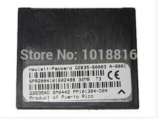 все цены на  Free shipping 100% original for HP4700 4005 4730 9040 9050Firmware DIMM Q2635-60003 Q7725-60002  Q2635-60003-000 on sale  онлайн