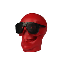 Bluetooth Speaker Sunglass Skull Shape  Wireless Speaker Subwoofer