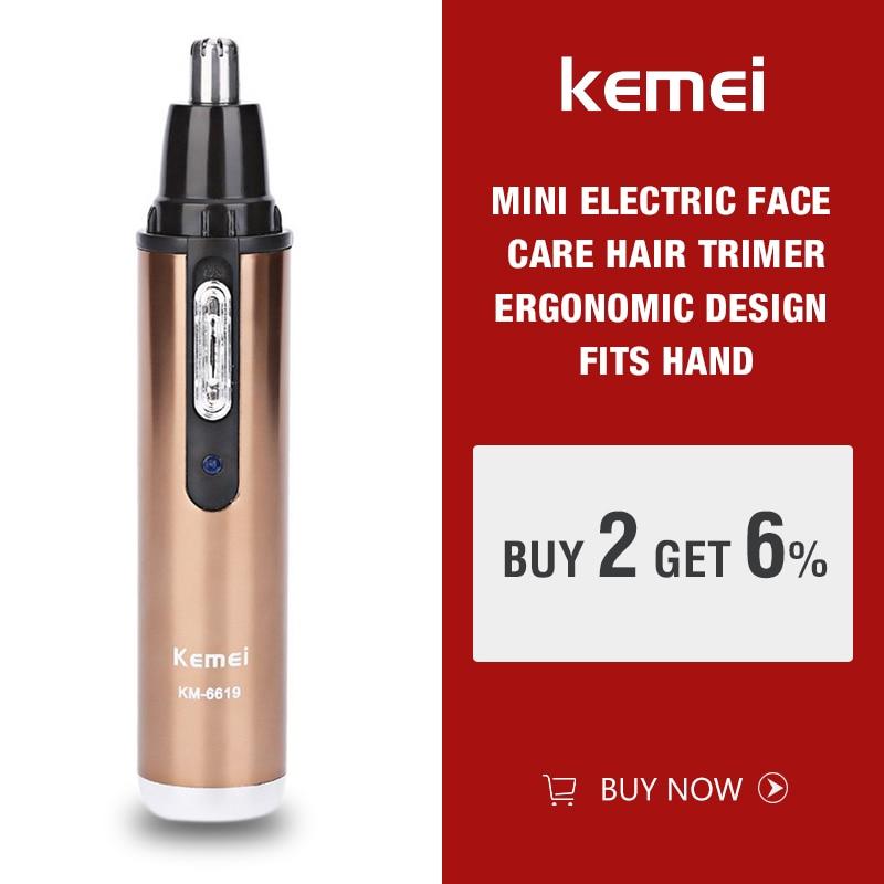 Kemei KM-6619 Personal Electric…