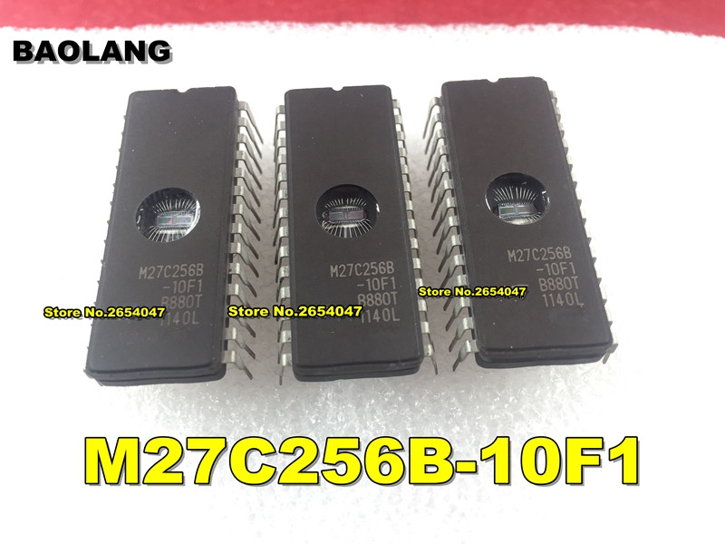 Free shipping 10pcs/lot M27C256B-10F1 M27C256B 27C256 DIP-28 IC best quality. yobang security tri band gsm alarm system anti theft electronic alarm for home protection sms alarm 10 second automatic message