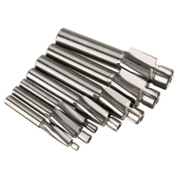 7pcs HSS Counterbore End Mill M3.2 M12.4 Pilot Slotting Milling Cutter For Power Tools