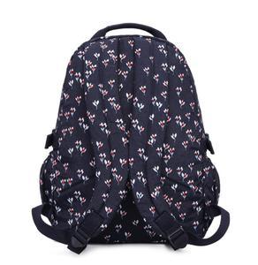 Image 4 - Preppy Stil Frauen Rucksack Nylon Rucksack Schule Taschen für Teenager Mädchen frauen Rucksäcke Weibliche Reisetasche Mochila Femini 983