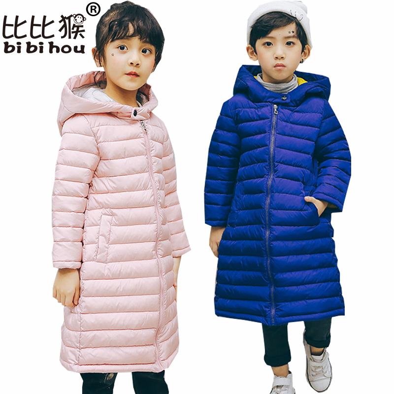 Bibihou 2017 Autumn Winter jacket for girls clothes Cotton Padded Hooded Kids Coat Children clothing girl Parkas infant Coats 2015 autumn winter 3 colors cotton linen men s coat vintage cotton padded clothes outer parkas two sided jacket