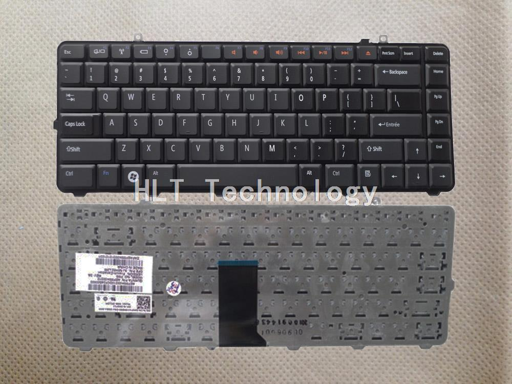 Original and New Black US keyboard for <font><b>DELL</b></font> 1535 D1535 1531 1536 1537 <font><b>1435</b></font> 1555 PP39L PP24L Good work! image