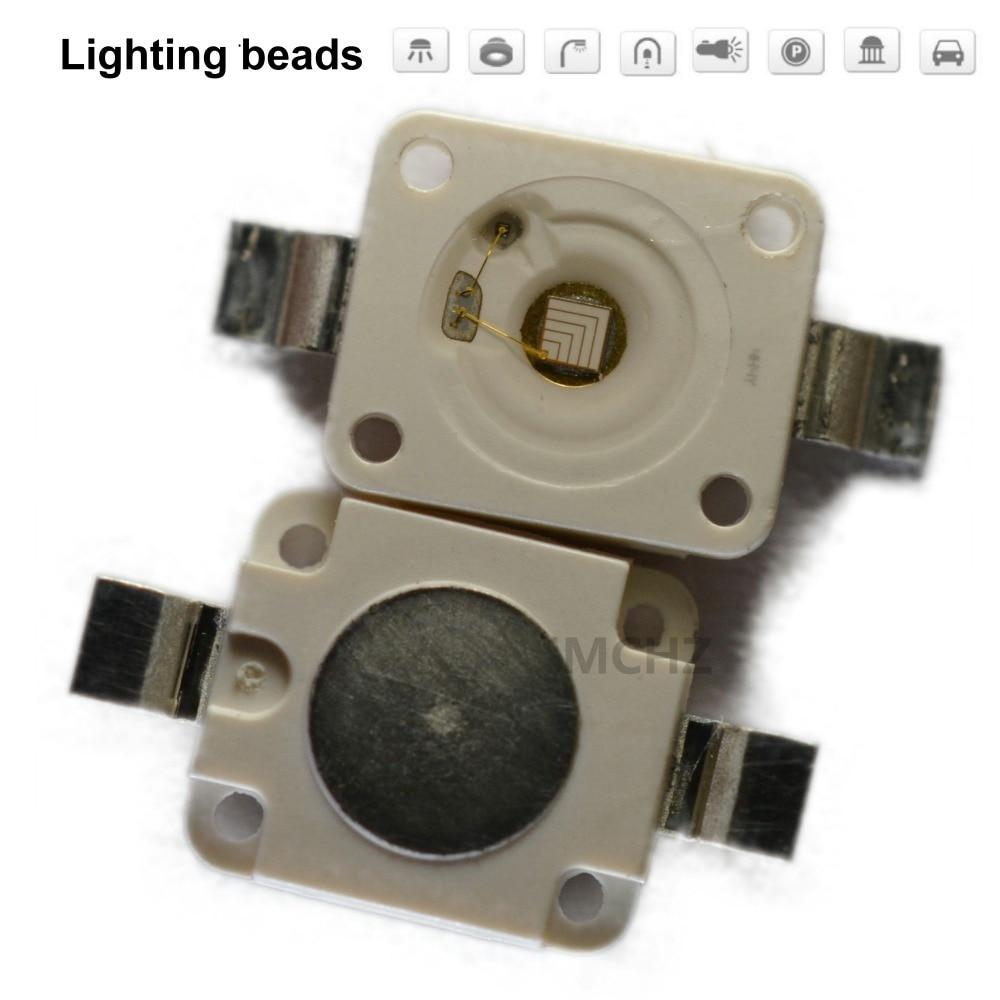100pcs 3W POWER OSRAM LED Bulbs High power lamp SMD Pure GREEN
