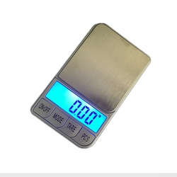500g 0.01 Mini Pocket Digital Jewelry Scale 500gx0.01g Electronic Gold Gram Weight Balance Scales +7 Units With Retail Box