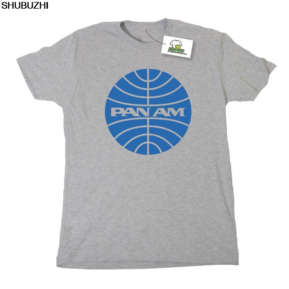 Herzhaft Pan Am Airlines Inspiriert Durch Fang Mich Wenn Sie Können Gedruckt T-shirt Kühlen Casual Stolz T Hemd Männer Unisex Neue Mode T-shirt Sbz1236 T-shirts