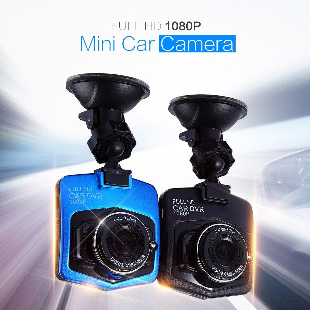 imágenes para Venta caliente Mini Cámara Del Coche DVR GT300 Full HD 1080 P Grabadora Dashcam Vídeo Registrator DVRs G-sensor Noche visión Rociada Leva