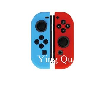 Image 3 - Silicone Rubber Skin Case Cover For Nintend Switch JoyCon Controller For Nintendoswitch NX NS Joycon Grip