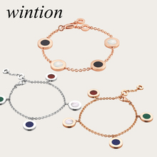 Wintion BGL bracelet 1:1 Original 100% 925 Sterling Silver Women Free Shipping Jewelry High-end Quality Gift Have logo