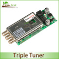 Triple tuner DVB-S/C/T DVB-S(S2)+ DVB-C +DVB-T/T2 Three in One Tuner for Sunray4 HD SE 800 SR4 Triple Tuner