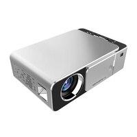 T6 3500 люмен HD Портативный светодиодный проектор 1280*800 пикселей Разрешение 720 P HD видеопроектор USB VGA HDMI проектор для домашнего Кино