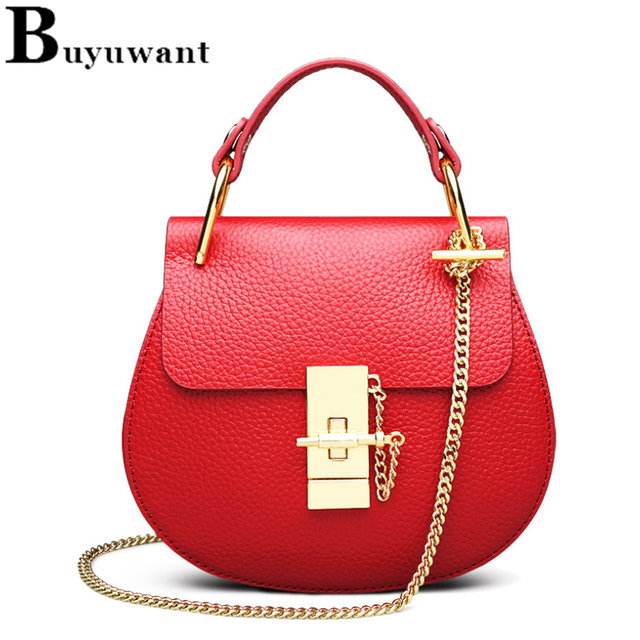 Uwant Pu Shoulder Bag New Style Simple Slanting Female Piggy College Chain Package Bw01