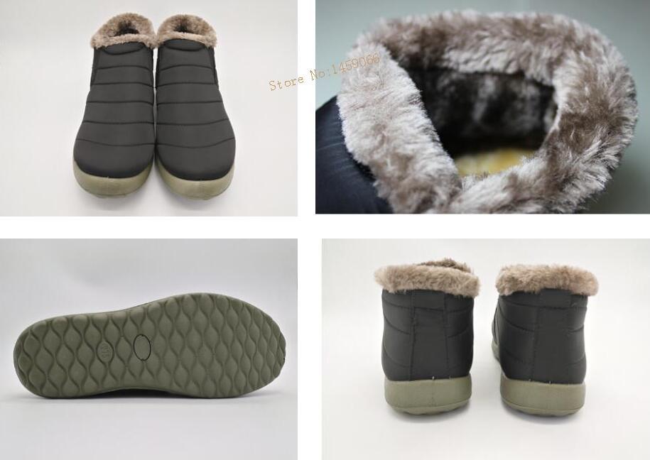 fundo antiderrapante manter quente botas de esqui