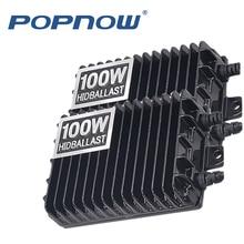 2 قطعة 75W 100W ضئيلة HID زينون الصابورة كيت عالية الطاقة تحويل الصابورة H4 H7 H1 H3 H8 H9 H11 9005 9006 881 24V Hid الصابورة