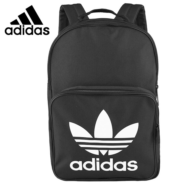 6d2c4516cba6 Original New Arrival 2018 Adidas Originals BP CLAS TREFOIL Unisex Backpacks  Sports Bags -in Training Bags from Sports   Entertainment on Aliexpress.com  ...