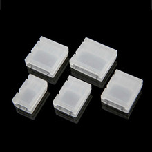 10pcs/lot 2s 3s 4s 5s 6s JST-XH Balancd Head Protector Balance Plug Savers AB Buckle Clip for Model Lipo Battery(China)
