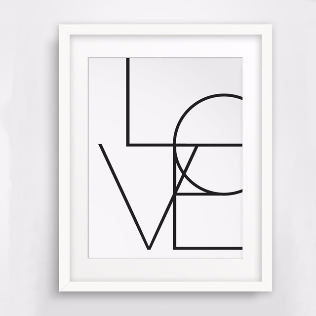 Love Sign, I Love You, Poster Word Art Wall Words Printable, Wall ...