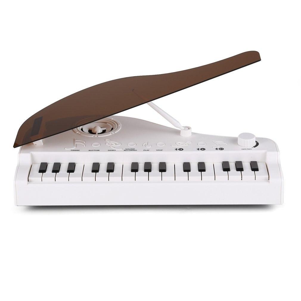 18 touches clavier Piano jouet pour enfants cadeau d'anniversaire Instruments de musique jouet électronique Piano avec voix HD forte Runtime