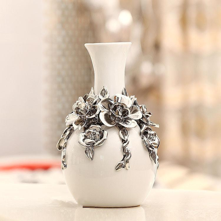 Chinahome Decoration Pottery Vase Wedding Gift Ideas Modern Fashion